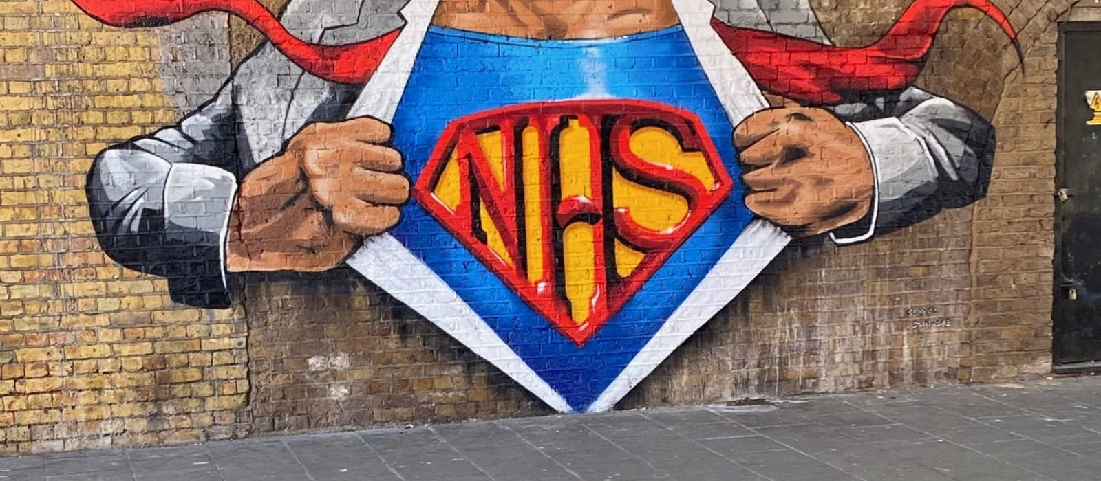 Proud of our NHS